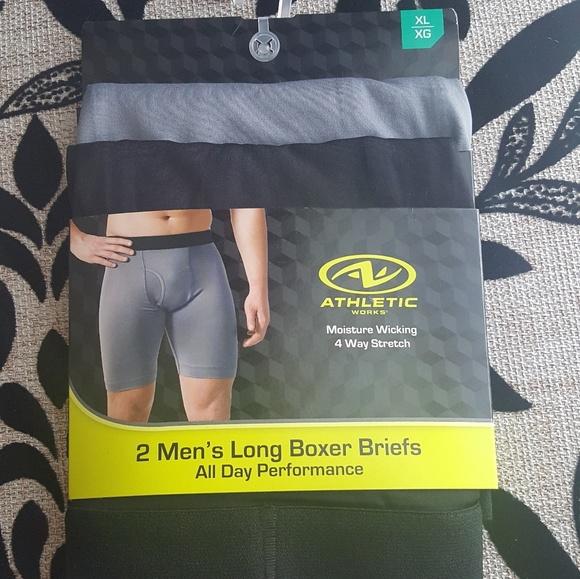 9483bd8fdb11b5 Athletic Works Underwear & Socks | Athletic Work Boxers | Poshmark